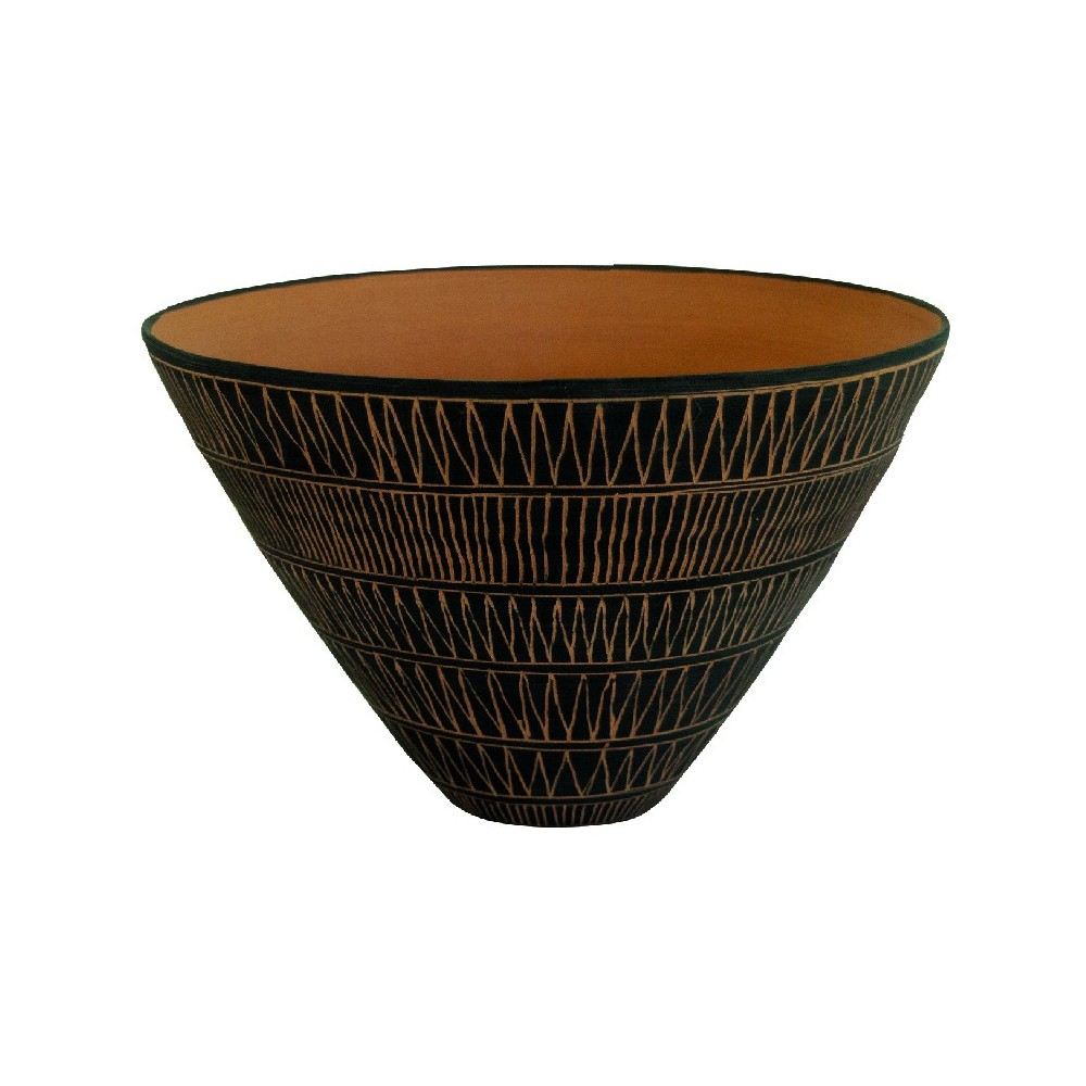"Vaso in terracotta ""Dorica"""